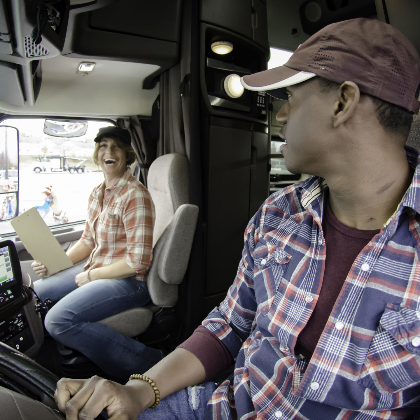 why truck driver shortage