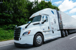 Storey Trucking Truck