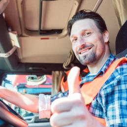 make truck driving a great job